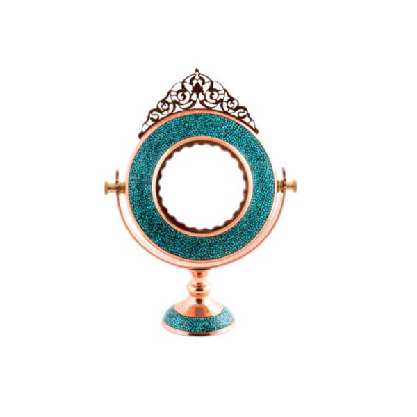 Turquoise Inlaying Mirror
