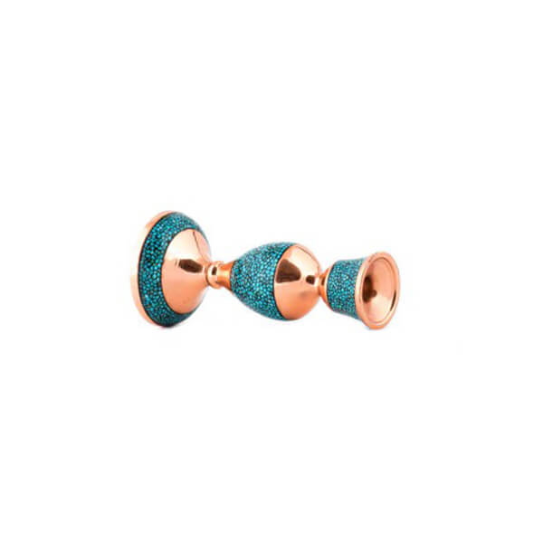 Turquoise Inlaying Candlestick