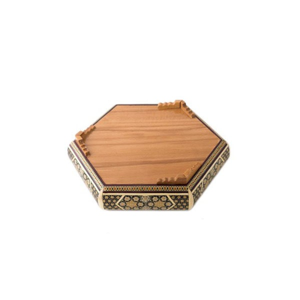 Khatam- Inlaid Candy Storage Box